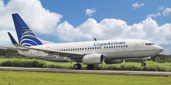 COPA AIRLINES GANA PREMIO POR PUNTUALIDAD1