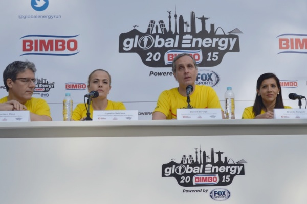 BIMBO ANUNCIA LA CARRERA GLOBAL ENERGY2