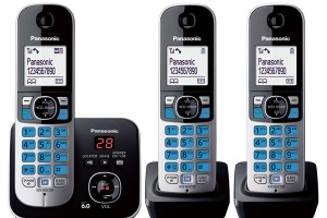PANASONIC MUESTRA SU NUEVA SERIE KX-TG68 DE TELÉFONOS INALÁMBRICOS1