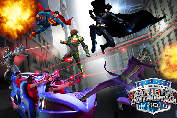 SIX FLAGS MÉXICO ANUNCIA JUSTICE LEAGUE BATTLE FOR METROPOLIS2