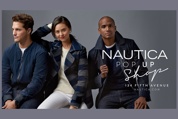 NAUTICA ABRE LA PRIMERA TIENDA POP-UP EN MANHATTAN, NY1