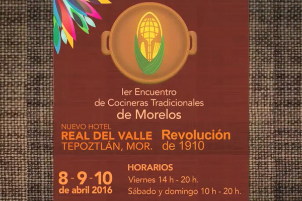 ANUNCIAN ENCUENTRO DE COCINERAS TRADICIONALES DE MORELOS2