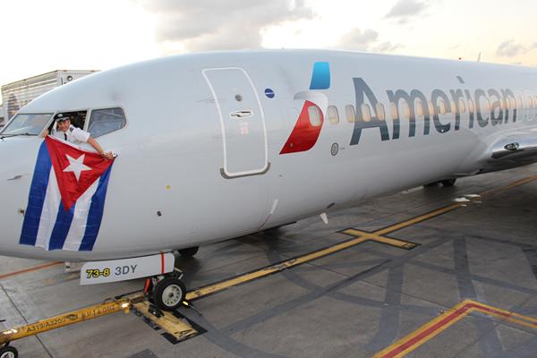 AMERICAN AIRLINES AUTORIZADA PARA VOLAR DIARIOS A LA HABANA1