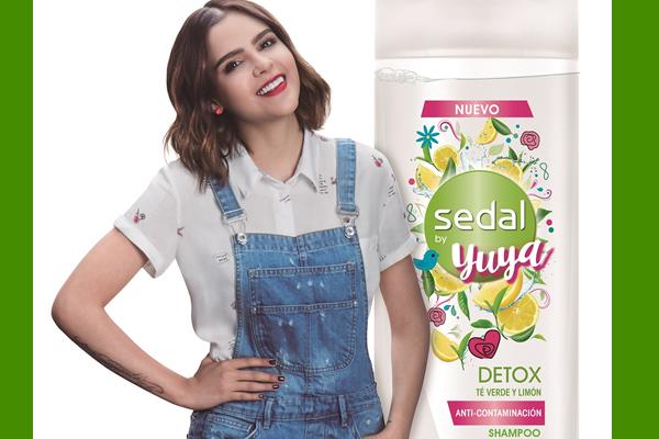 DETOX BY YUYA, NUEVA GAMA DE SEDAL RECARGA NATURAL1
