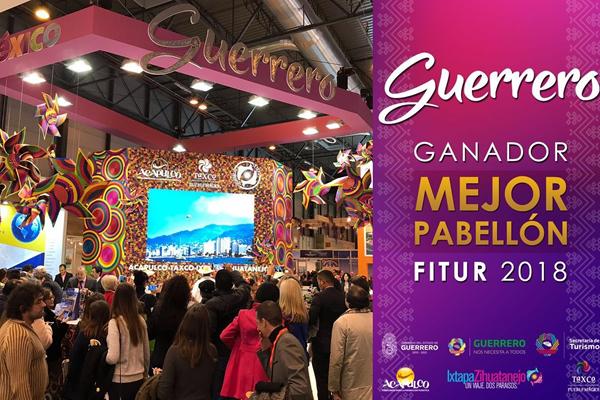 GUERRERO DESTACA EN LA FERIA INTERNACIONAL DE TURISMO 20182 (2)