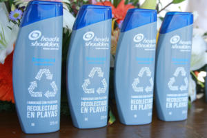 HEAD & SHOULDERS PRESENTA BOTELLA RECICLABLE DE SHAMPOO1