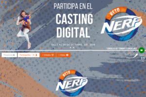 RETO NERF LLEGA A CANAL 51