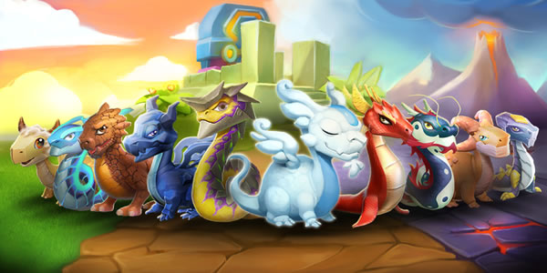 ESTRENA GAMELOFT SU JUEGO DRAGON MANIA LEGENDS2 (1)