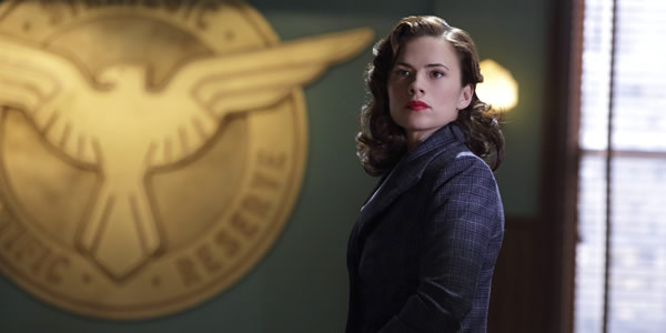 CANAL SONY ESTRENA LA SERIE MARVEL`S AGENT CARTER1