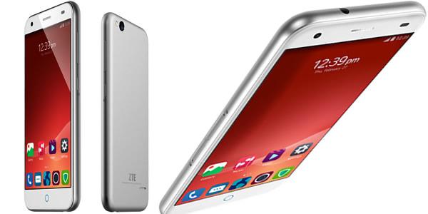 ZTE MUESTRA SU SMARTPHONE BLADE S6 4G LTE1