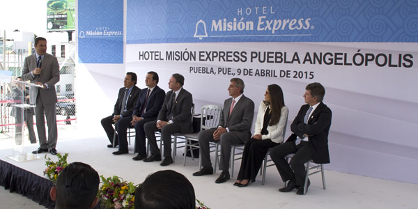 HOTEL MISIÓN EXPRESS PUEBLA ANGELÓPOLIS, INICIA CONSTRUCCIÓN3
