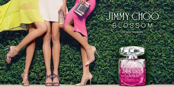 BLOSSOM, NUEVA FRAGANCIA FEMENINA DE JIMMY CHOO1