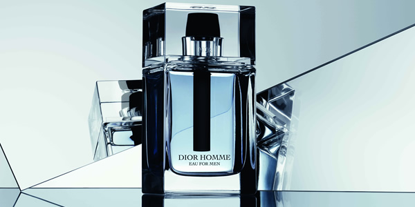 DIOR HOMME EAU FOR MEN, ELEGANTE FRAGANCIA MASCULINA1