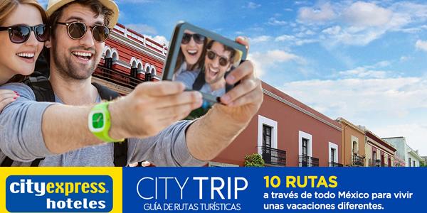 HOTELES CITY EXPRESS INICIA CAMPAÑA QUE INVITA A RECORRER EL PAÍS1