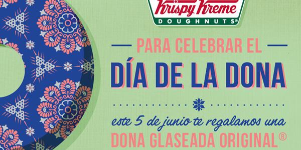 KRISPY KREME FESTEJA EL DÍA INTERNACIONAL DE LA DONA1