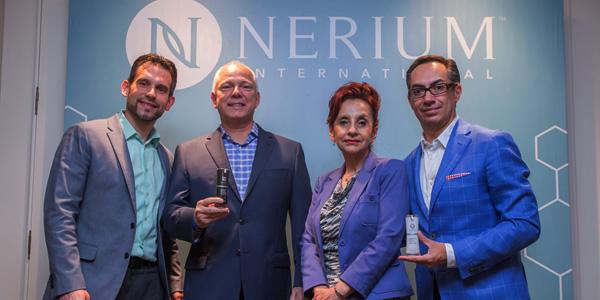 NERIUM INTERNATIONAL PRESENTA NUEVA IMAGEN DE SU FÓRMULA OPTIMERA1