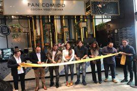Inauguración de la nueva sucursal Pan comido