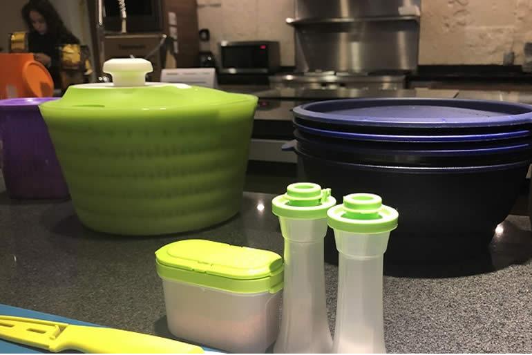 Tupperware y La Moderna te comparten tres deliciosas recetas que puedes preparar