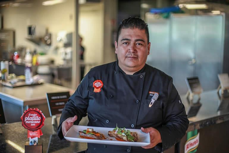 la gastronomía mexicana y poseer el toque Knorr.