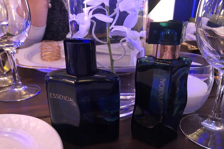 Oud, el nuevo perfume de natura.