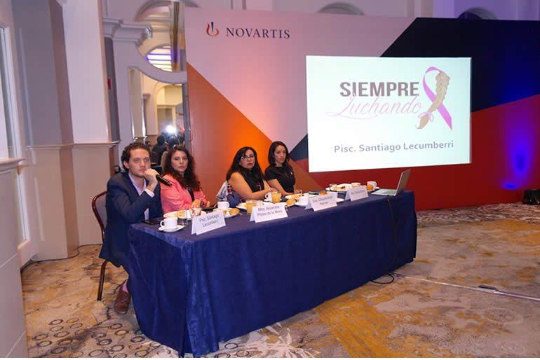 estudio clínico MONALEESA-7, mostró ser el único en su tipo que analizó a mujeres premenopaúsicas con cáncer de mama