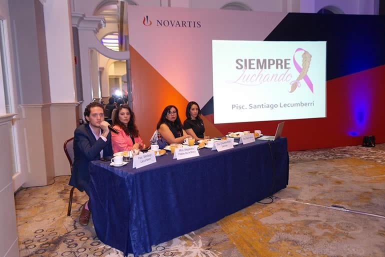 cáncer de mama avanzado; también fue el único que demostró una supervivencia global,