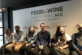 , Food & Wine Festival MX
