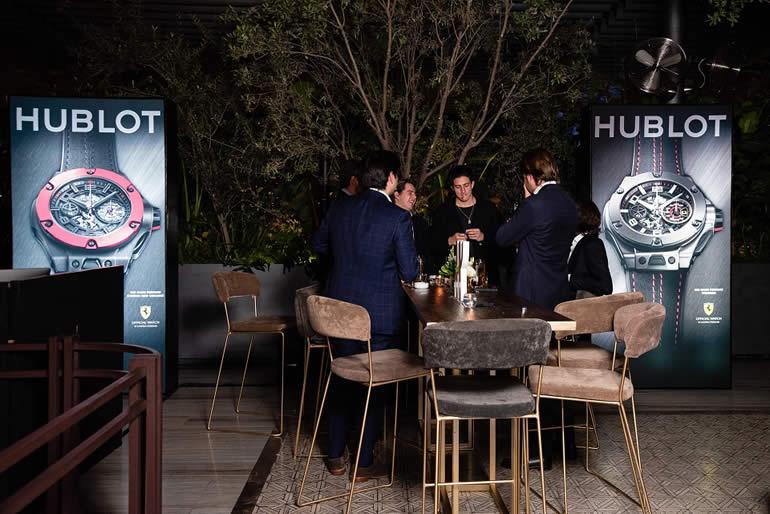 Actualmente Hublot cuenta con boutiques en Ciudad de México y Cozumel