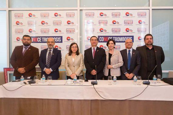 La Sociedad Mexicana de Trombosis y Hemostasia