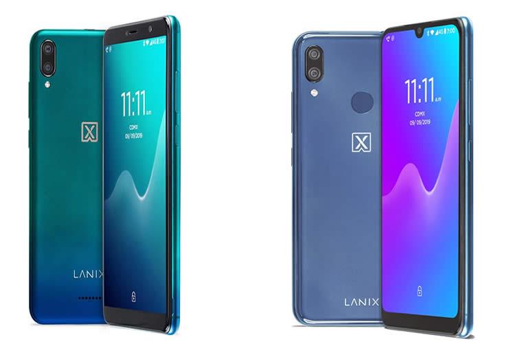 Lanix presenta un portafolio muy interesante dentro de la tendencia de los smartphones,
