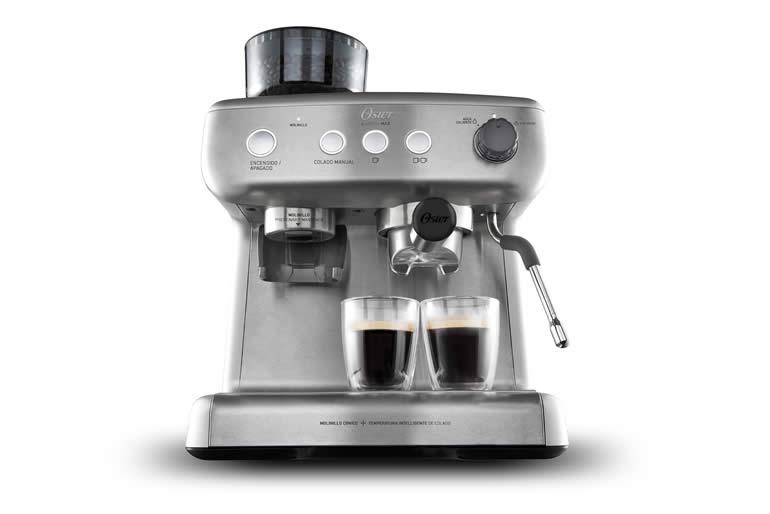 cafetera Oster Perfect Brew, se llevó a cabo una experiencia de la mano de café Blasón,