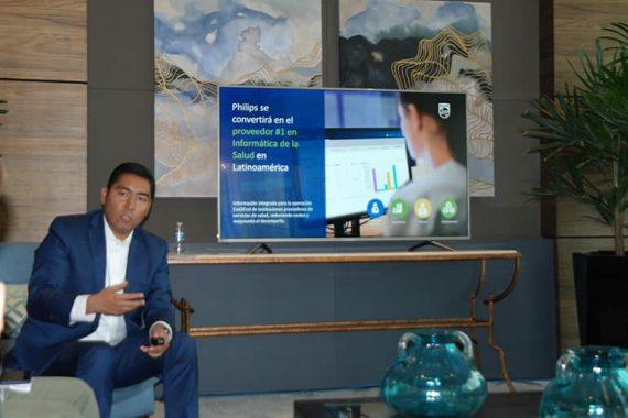 El líder en tecnología e innovación, Royal Philips , comparte su visión acerca del futuro de la salud