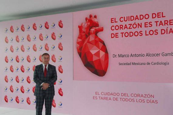 • Las enfermedades del corazón son la principal causa de muerte en todo el mundo