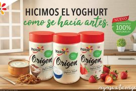 yoghurts Yoplait
