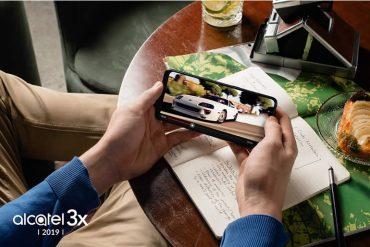 nuevo Alcatel 3X |2019|