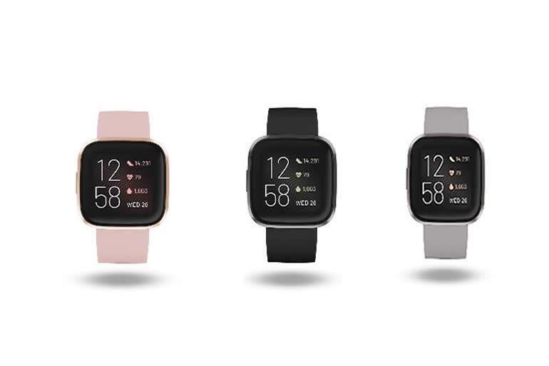 Fitbit Versa 2. A prueba de agua, incluye innovadoras funciones de sueño