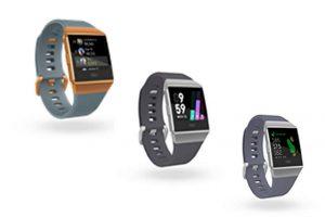 Fitbit Ionic ofrece características avanzadas de monitoreo de salud y ejercicio