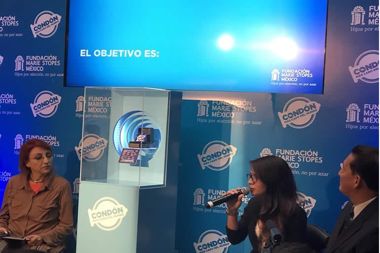 México otorgó 500 mil condones para ser repartidos entre la población mexicana.
