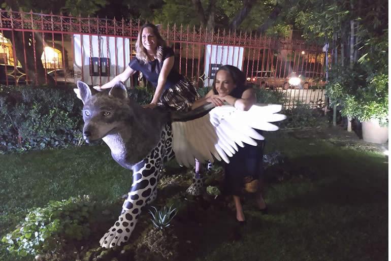 Panthera, presentaron el apoyo para la fundación