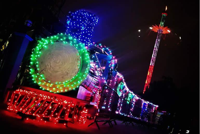 Esta Navidad será única y te dejará grandes experiencias  en Six Flags