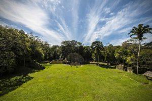 Caracol se encuentra el templo Canaã