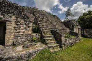 Belize ofrece increíbles vistas panorámicas de la selva.