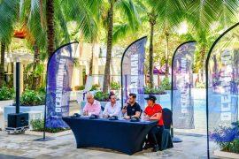 diciembre la gran final Oceanman Cancún 2019