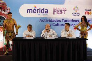 conciertos del Carnaval de Mérida 2020