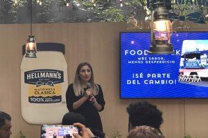 Hellmann's impulsa el propósito de Unilever