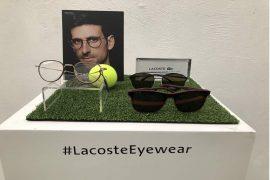 nueva colección de gafas de sol y óptica de Lacoste