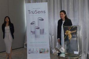 TruSens representa un avance importante en la purificación del entorno en el hogar,