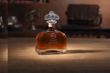 Tequila Patrón es hecho 100 % de agave azul tequilana Weber