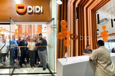 plataforma de movilidad inteligente líder a nivel global, DiDi,