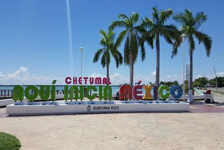 nueva ruta conectará a los clientes de Aeroméxico con una de las regiones más bellas del Caribe Mexicano